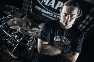 Andrej Valovič drum covers